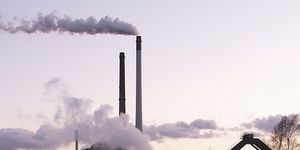Coal plants are one of the primary ways mercury is discharged into the environment.