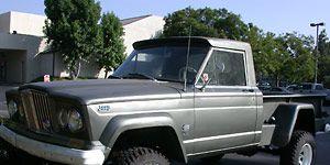 1964 Jeep J200 Gladiator