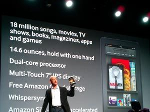 Is Amazon Planning to Invade Your iPad? - Kindle Fire Silk Browser