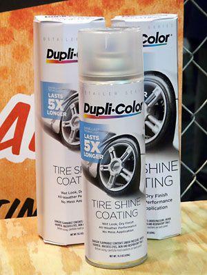 Dupli-Color Tire Shine Coating