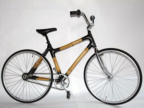 How to Build a Bamboo Bike