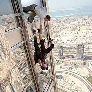 The Crazy Gadgets And Crazier Stunts Of Mission Impossible Ghost