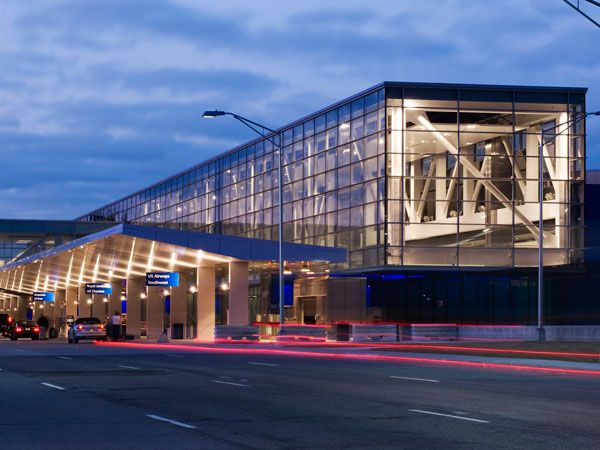 9 of the Worlds Most HighTech Airports
