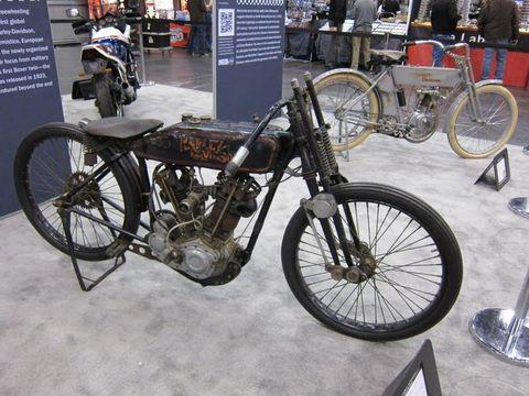 1928 Harley Davidson 8-Valve Board Track Racer