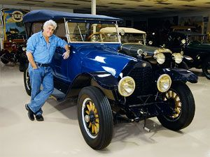 The 1916 Owen Magnetic Jay Leno S Classic Hybrid
