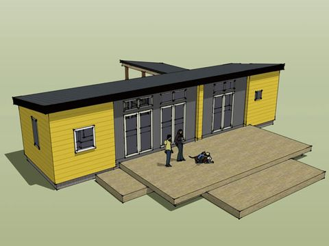 Roof, House, Facade, Door, Parallel, Home, Cottage, Illustration, Hut, Drawing,