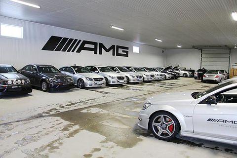 Garage Amg