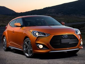 2013 Hyundai Veloster Turbo Test Drive