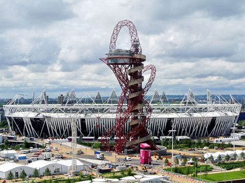 Visitor Safety: Olympic Stadium