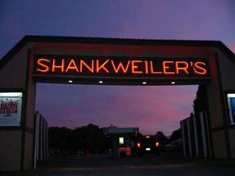 The Oldest: Shankweiler's Drive-In