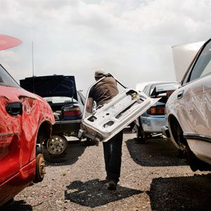 Junkyard 101 how to find cheap car parts real bargains can be had at a junkyard but youll have to do solutioingenieria Gallery