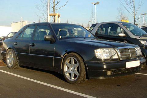 Mercedes-Benz 500E (1991–1994)