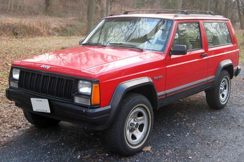 1988 jeep cherokee aftermarket parts