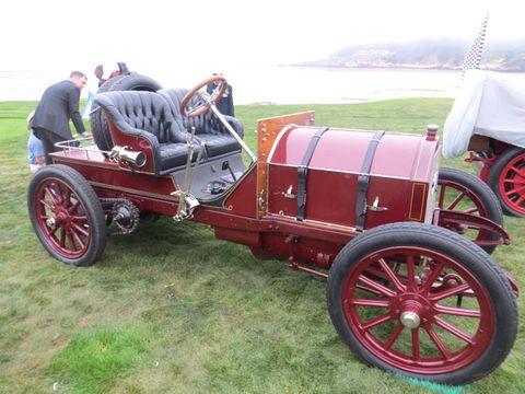 1904 Fiat 75 HP Alessio Touring