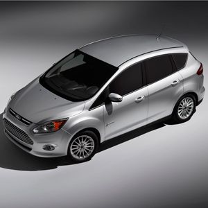 2017 Ford C Max Hybrid Test Drive