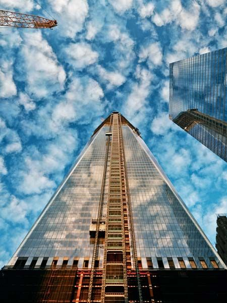 One World Trade Center... and 9 More Feats of Mega-Engineering