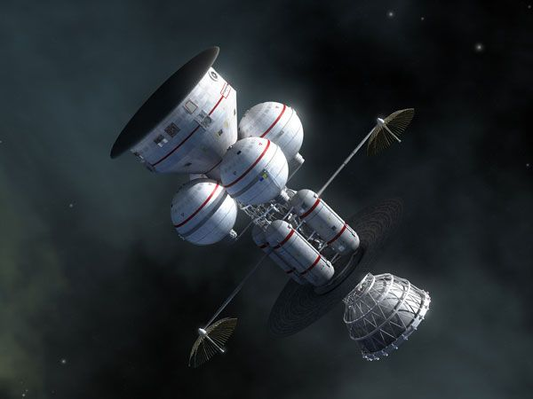 What Would A Starship Actually Look Like