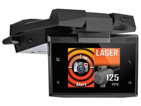 Cobra SLR 650G Color Screen Display