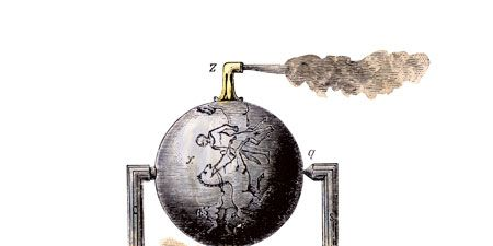 """a brief history of steam engine technology A brief history of transportation/energy  technology • fuels are presently dominated by liquids  """"the 19th century was the century of the steam engine."""
