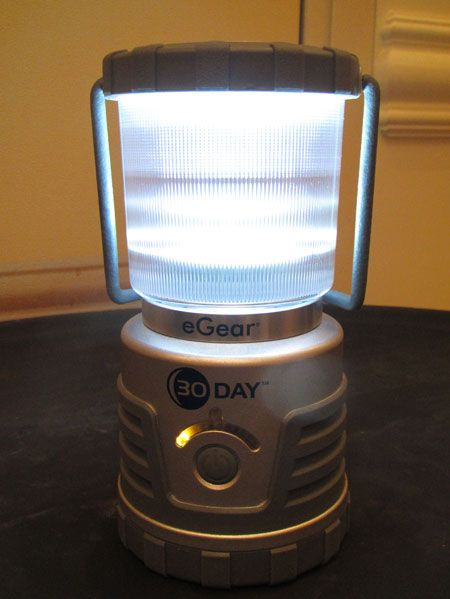 Revere Supply Co. 30-Day Lantern