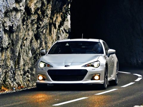 Subaru BRZ/Scion FR-S - Fun to Drive