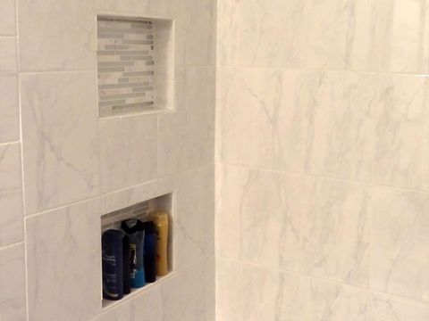 Plan for Shower Storage