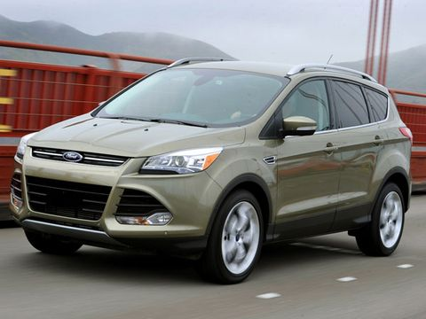 Ford S Voluntary Recall This Week Of 73 320 Escapes And 15 833 Fusions Is A Deal Not Just Because The Reason Potential Engine Fire