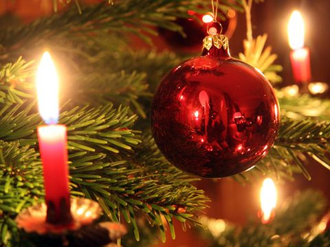 - A Brief History Of Christmas Lights