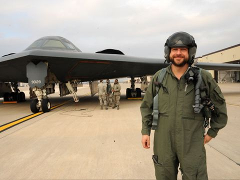 We Fly A B 2 Stealth Bomber