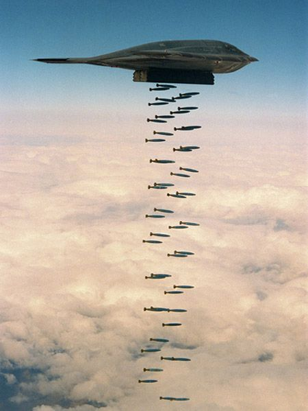 We Fly a B-2 Stealth Bomber