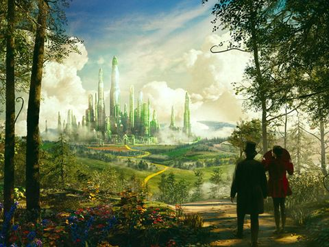 <em>Oz the Great and Powerful</em>