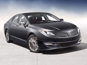 2013 Lincoln Mkz Test Drive