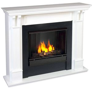 should you buy a faux fireplace rh popularmechanics com buy fake fireplace mantel