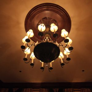 How to install a stylish chandelier aloadofball Images
