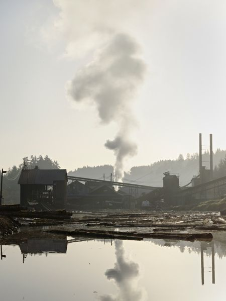 Pollution, Smoke, Atmospheric phenomenon, Reflection, Chimney, Steam, Gas, Industry, Factory, Explosion,