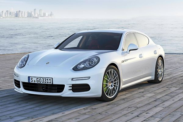 Porsche's First Plug-In Hybrid: Introducing the 2014 Panamera S E-Hybrid