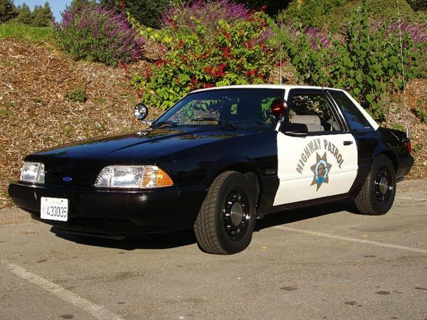The 10 Coolest High-Performance Cop Cars