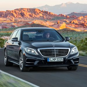 2014 Mercedes Benz S Class Official Details Revealed