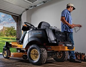 Reviewed: Cub Cadet RZT-S Zero Electric Mower