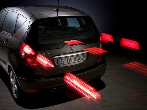 Strobe Brake Lights