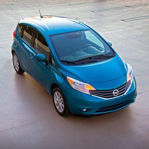 2014 Nissan Versa Note Test Drive