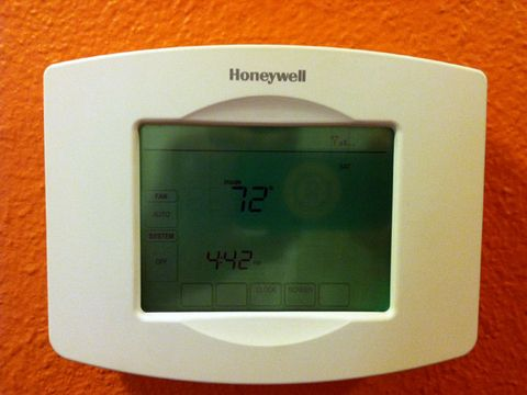 1. Install and Set a Programmable Thermostat