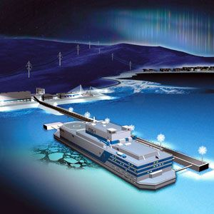 Floating Nuclear Power: Inside Russia's Reactors at Sea