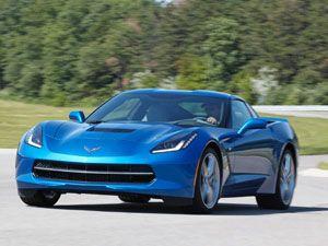 2014 Chevrolet Corvette Stingray Test Drive