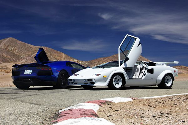 Never Meet Your Heroes, Lamborghini Countach Edition