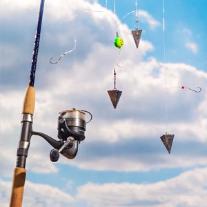 The 3 rigs you need for surf fishing for Pier fishing rigs saltwater