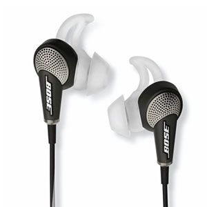 Taking a Listen to the Bose QuietComfort 20 Acoustic Noise-Cancelling Earbuds