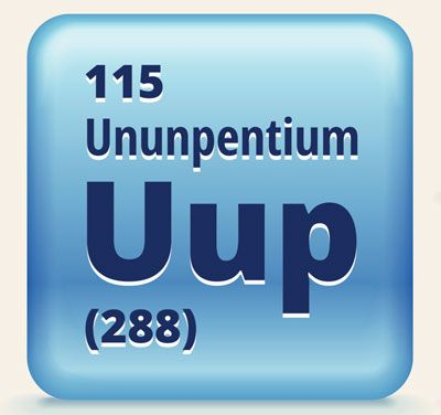 Welcome, Element 115—Now, What's Your Real Name?