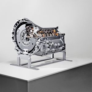 One Transmission, Countless Cars: The ZF 8HP Eight-Speed
