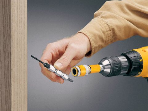Drill-and-Drive Bit